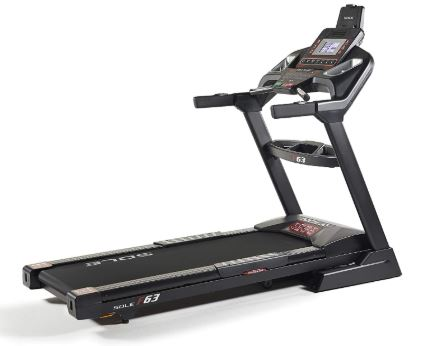Sole F63 New Treadmill 2020