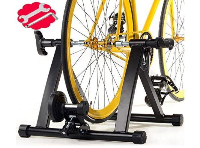Stationary Bike Trainer Review