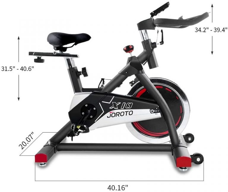 Joroto Spin Bike Reviews