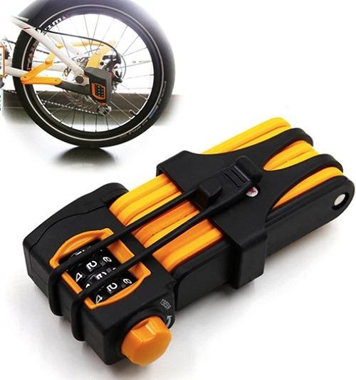 Foldable bike lock review